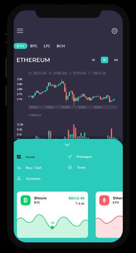Cryptocurrency Exchange App Development Company