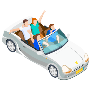 Blockchain for Ride Sharing